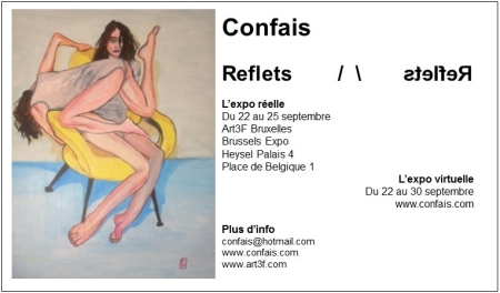 expo Confais Bruxelles 22-25 September