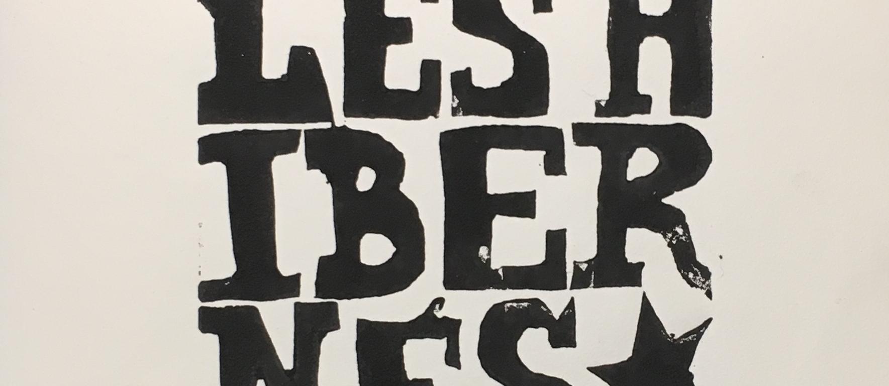 (c) Confais Les Hibernés Couverture Lino 10x10 imprimé sur papier Hahnemühle 20x20